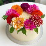 Flower Cake 20cm