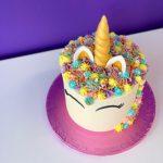 Baby Unicorn Cake
