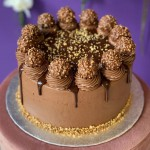 Chocolate Ferrero Cake 20cm