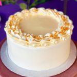 Caribbean Eggnog Cake