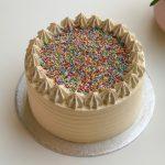 Custom Classic Cake VEGAN