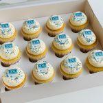Logo Vanilla cupcakes