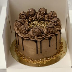 Chocolate Ferrero Cake