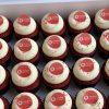 Logo Red Velvet Cupcakes