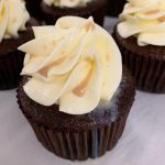 Chocolate Baileys Cupcake