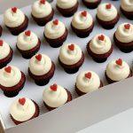 Mini Red Velvet Cupcake