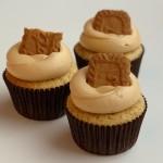 Speculoos cupcake