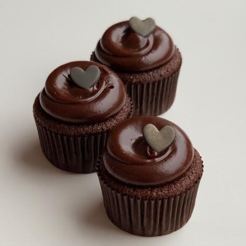Chocolate Ganache cupcake