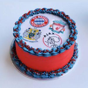 Classic Photo Cake 20cm