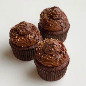 Ferrero Nutella Cupcake