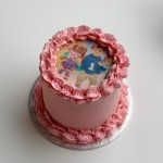 Classic Photo Cake 10cm