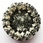 Classic Marble Cake Black 20cm