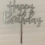 Happy Birthday Silver