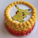 Pickachu Cake