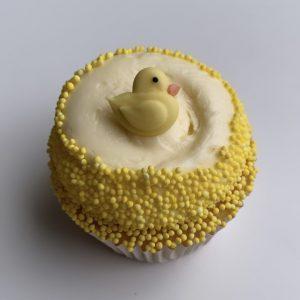 Baby Yellow Cupcake