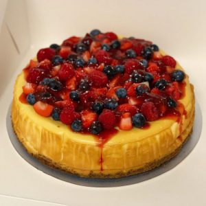 Forest Fruit Cheesecake