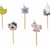 Animal Birthday Candles