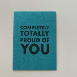 Totally Proud Card
