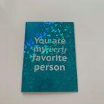 Favorite Person Card