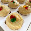 Caribbean Cashew Nut Cupcake