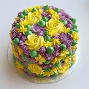 Custom Funky Cake