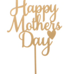 Cake Topper – MOTHER'S DAY