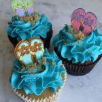 Beach FlipFlops Cupcakes